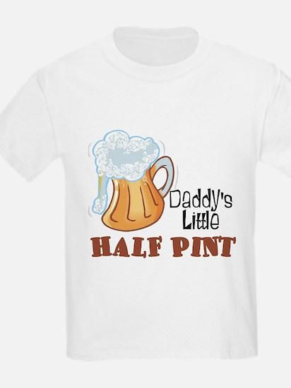Daddy's Little Half Pint T-Shirt
