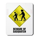 Sasquatch Mousepad