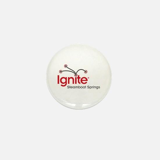 Ignite Steamboat Springs Mini Button