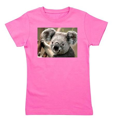 koala Girl's Tee koala T-Shirt | CafePress.com