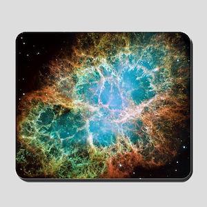Crab Nebula 2005 Mousepad