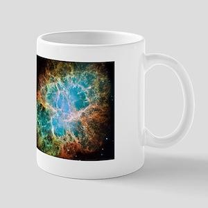 Crab Nebula 2005 Mug