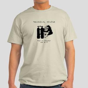 Technical Cave Diver Light T-Shirt