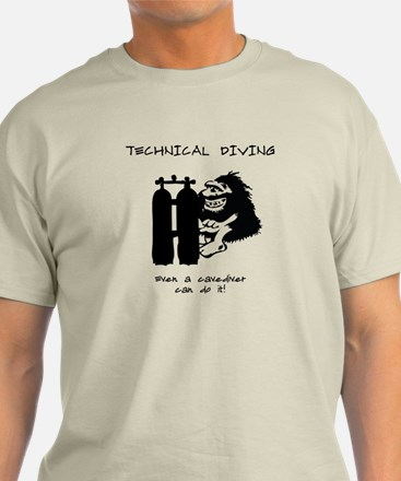 Technical Cave Diver T-Shirt