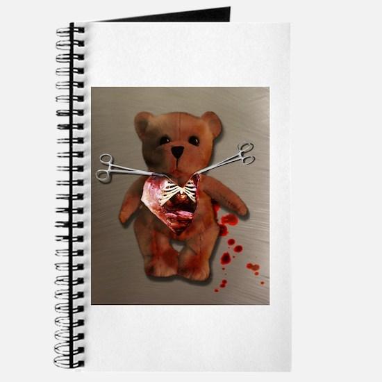 Autopsy of T. Bear Journal