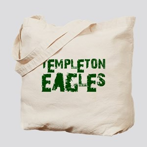 TEMPLETON EAGLES (2) Tote Bag