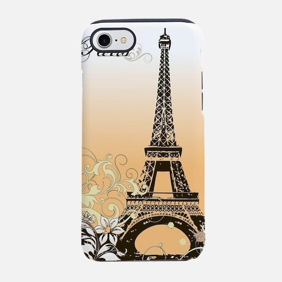 Eiffel Tower Paris iPhone 7 Tough Case