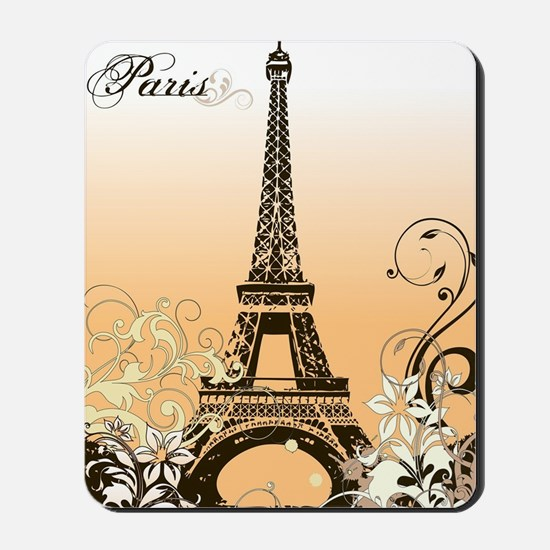 Eiffel Tower Paris Mousepad