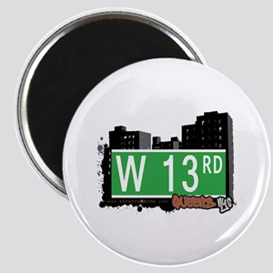 W 13 ROAD, QUEENS, NYC Magnet