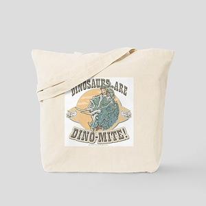 Boys Dinosaur R Dino-Mite Tote Bag