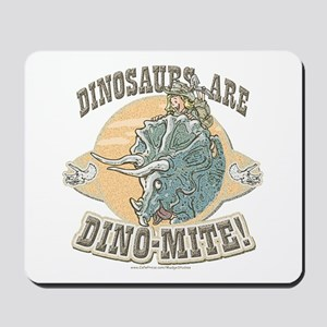 Girls Dinosaurs R Dino-Mite Mousepad