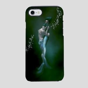 Mermaid Couple iPhone 7 Tough Case