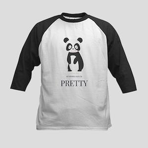 Pretty Panda Baseball Jersey