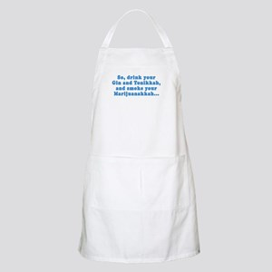 'Gin and Tonikkah, Marijuanakkah' BBQ Apron