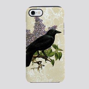 lilac-and-crow_b iPhone 7 Tough Case