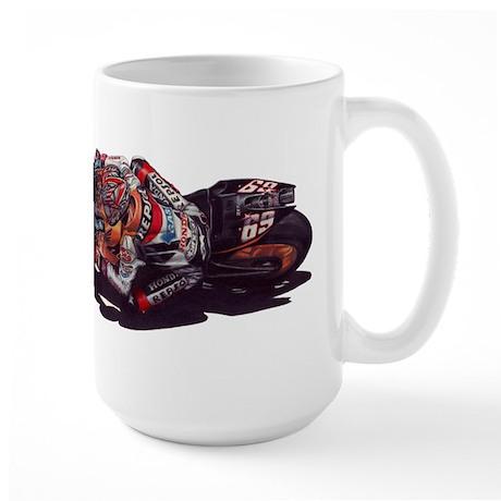 Nicky Hayden Large Mug