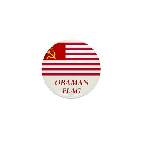 Obama's New Flag Mini Button (10 pack)