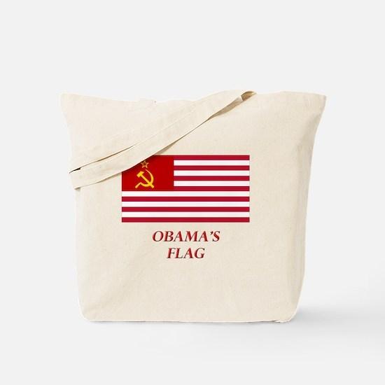 Obama's New Flag Tote Bag