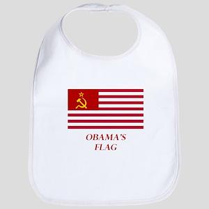 Obama's New Flag Bib