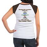 Recession Women's Cap Sleeve T-Shirt