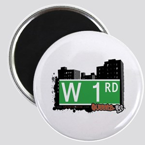 W 1 ROAD, QUEENS, NYC Magnet