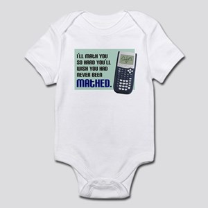 Math You Infant Bodysuit