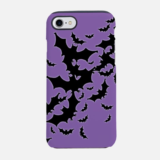 bats-many_j.png iPhone 7 Tough Case