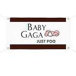 Baby Gaga Banner
