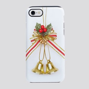 Christmas Bells iPhone 7 Tough Case