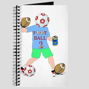 Football / Soccer Journal