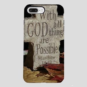Christian Cross iPhone 7 Plus Tough Case