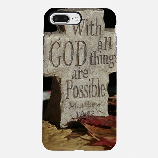 Christian Cross iPhone 7 Plus Tough Case
