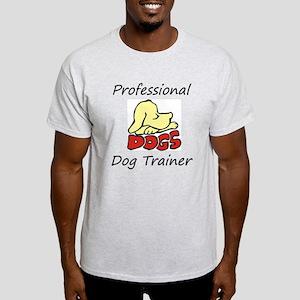 Professional Dog Trainer T-Shirt