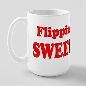 Flippin' Sweet! Large Mug