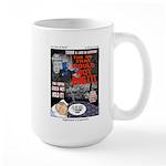 Nightmare in Cupertino Large Mug