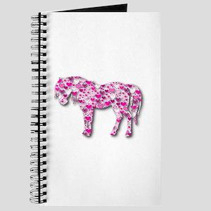 HEARTHORSE - Pink Journal