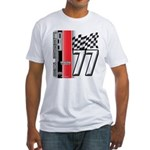 Mustang 1977 Fitted T-Shirt