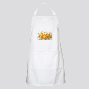 Sunrise Poppies II Light Apron