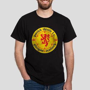 Lion Rampant Black T-Shirt