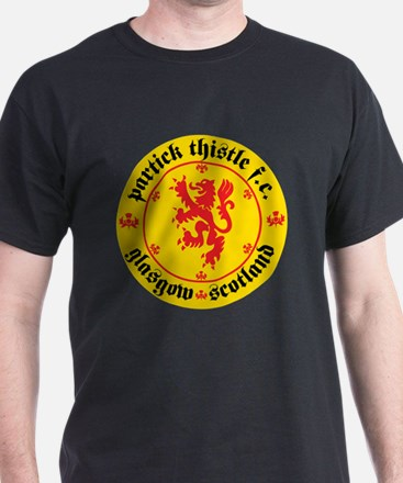 Lion Rampant Black T-Shirt