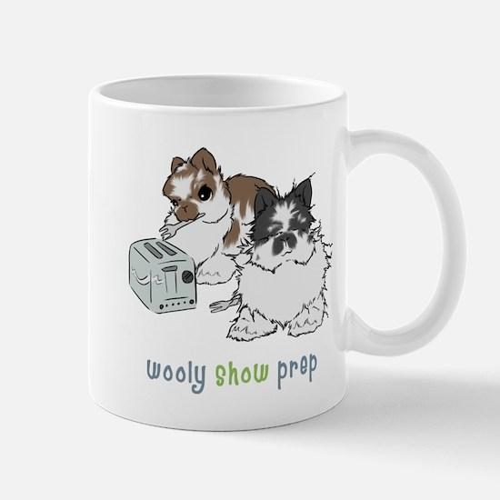 Jersey Wooly Show Prep Mug