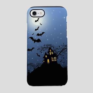 Halloween House iPhone 7 Tough Case