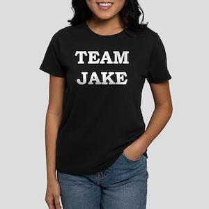 """""""Team Jake"""" Women's Dark T-Shirt"""