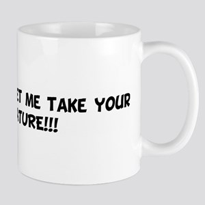 Open Wide and let me take you Mug