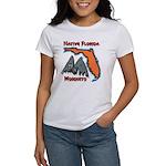 Native Florida Mosquito Women's T-Shirt