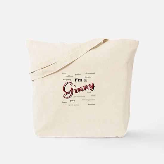 I'm a Ginny Tote Bag