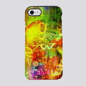 Digital Graffiti iPhone 7 Tough Case