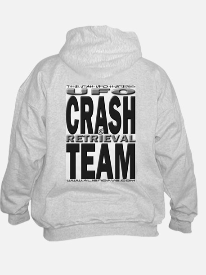 Kids Crash Team Hoodie