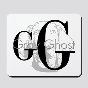 Weimaraner- Gray Ghost Mousepad