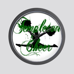 Templeton Cheer (2) Wall Clock
